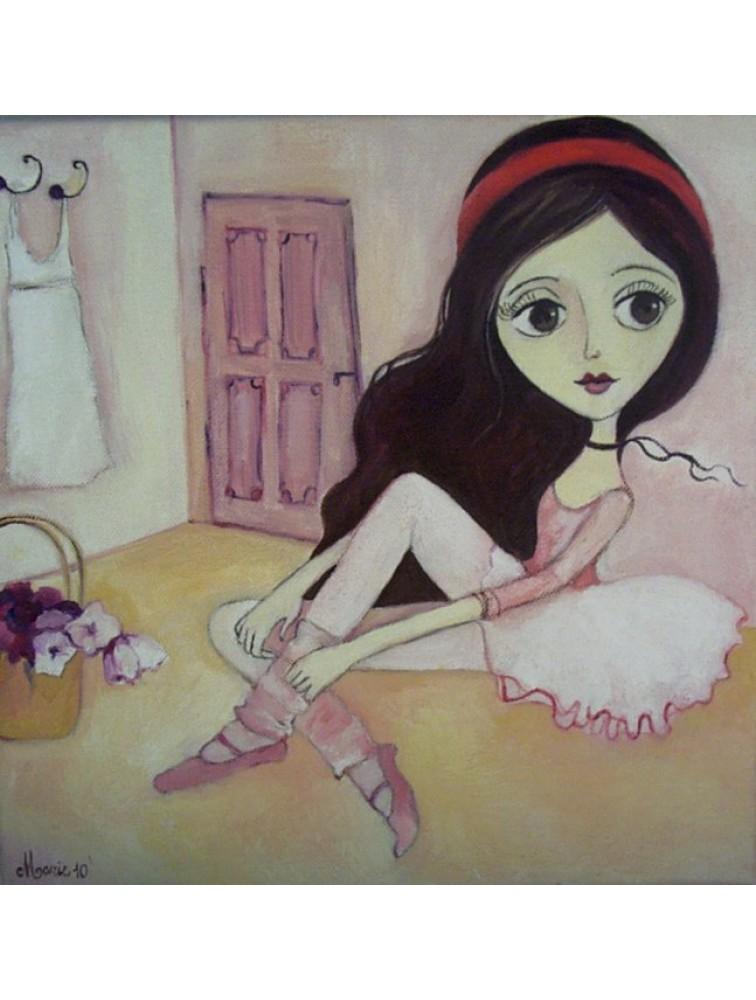 """Mariola Ptak - """"Ballerina"""""""