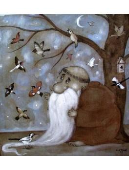 """""""Święty Franciszek i nocne ptaki"""""""