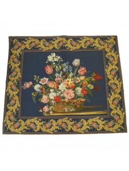 Gobelin - Kosz kwiatów