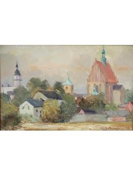 Panorama Szydłowca