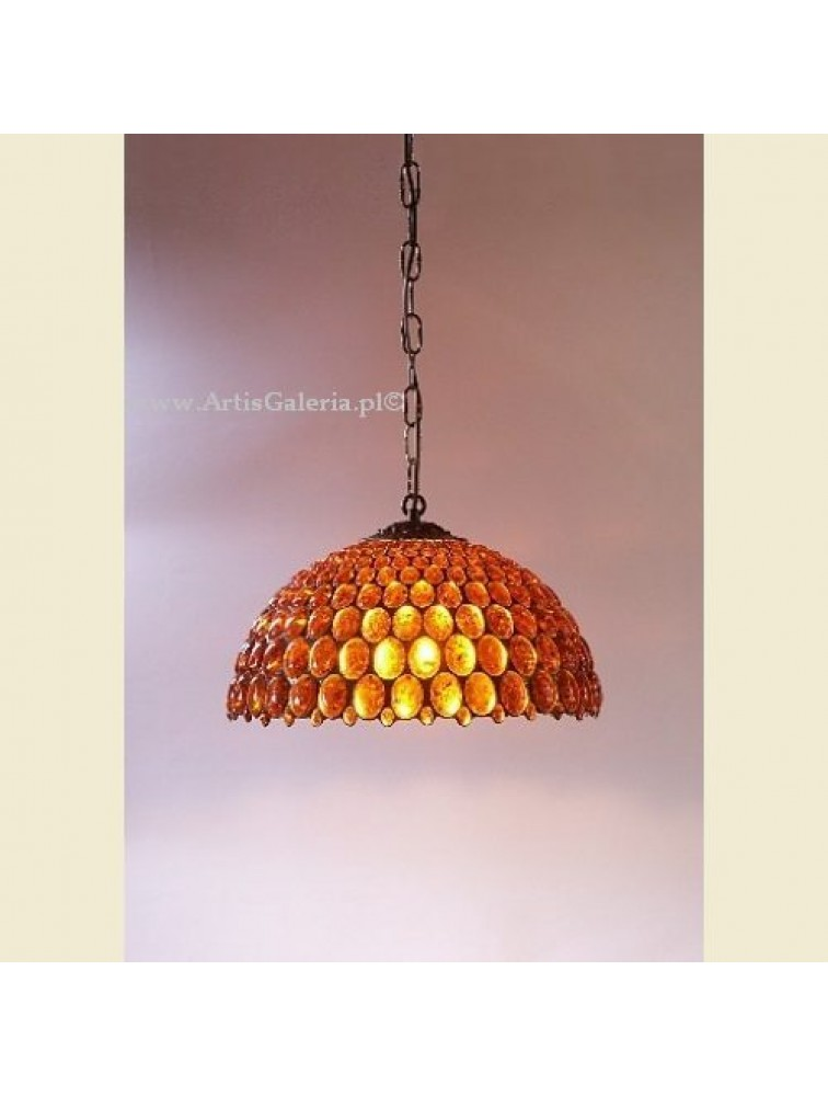Lampa bursztynowa