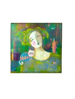 "Hanna Kotewicz - ""Wiosenna melancholia"""
