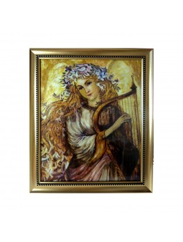 Anioł z harfą - Jolanta Leśniak-Bielicka