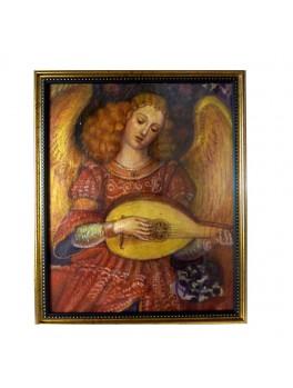 Anioł ze mandoliną - Jolanta Leśniak-Bielicka