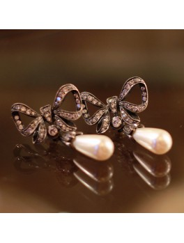 Kolczyki z perłą