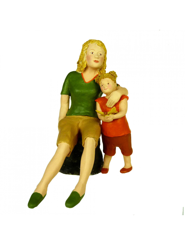 Alicja Brzezicka - Matka z córką