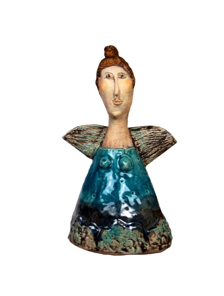 Ceramiczny Anioł