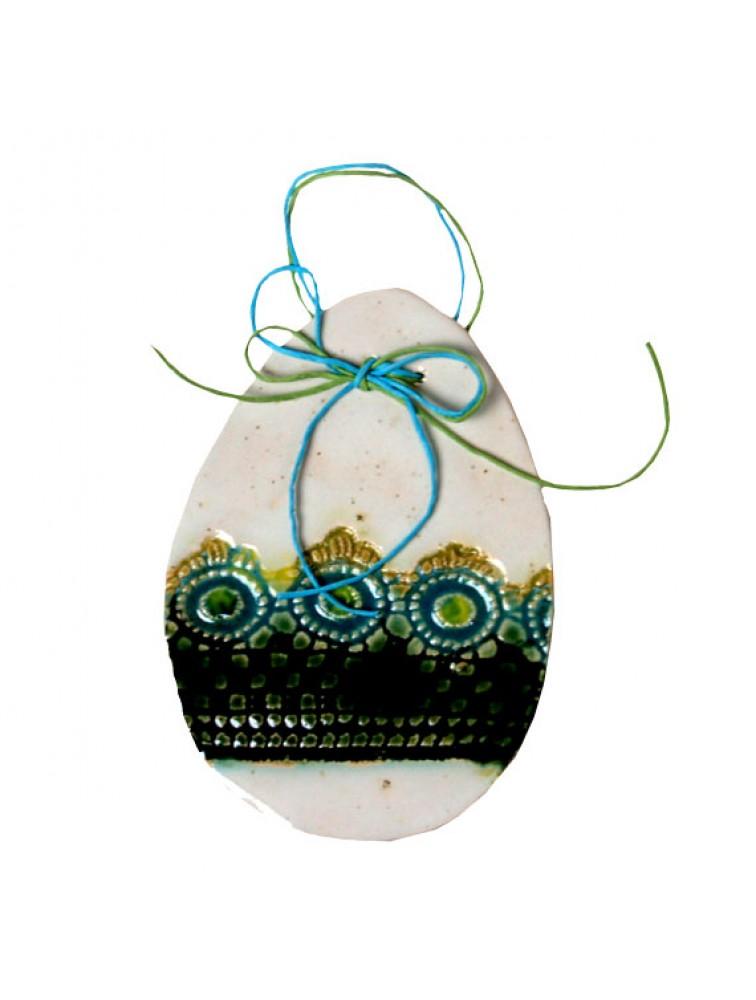 Ceramiczne jajo