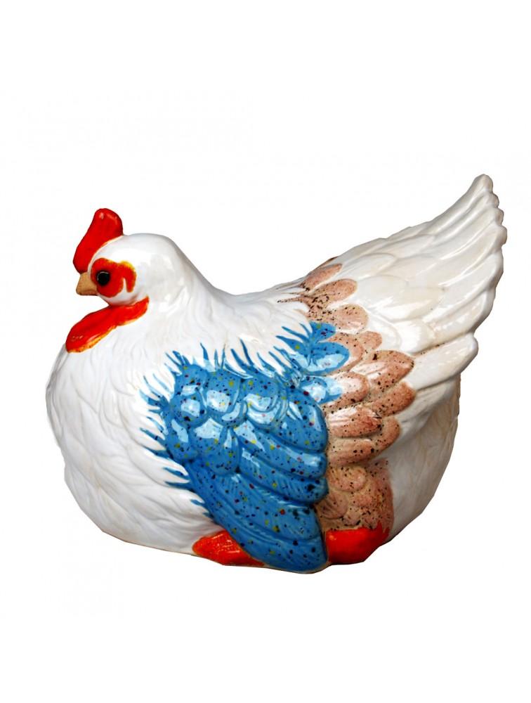 Ceramiczna kura