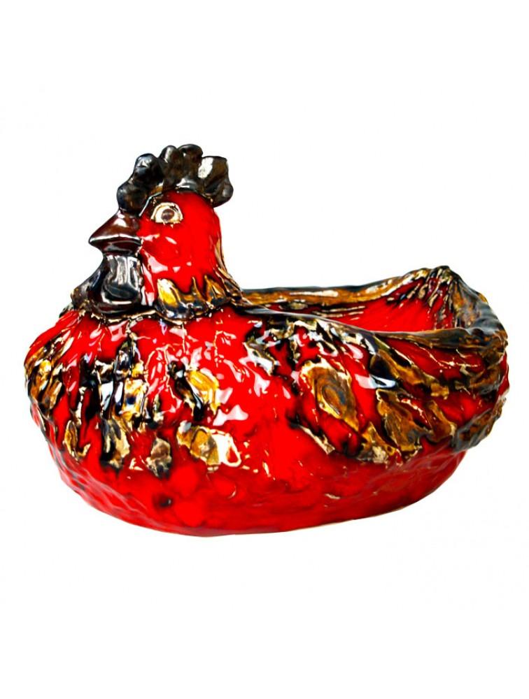 Ceramiczna Misa - Kura