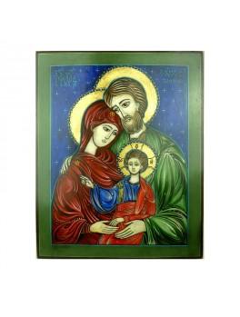 Święta Rodzina - Ikona
