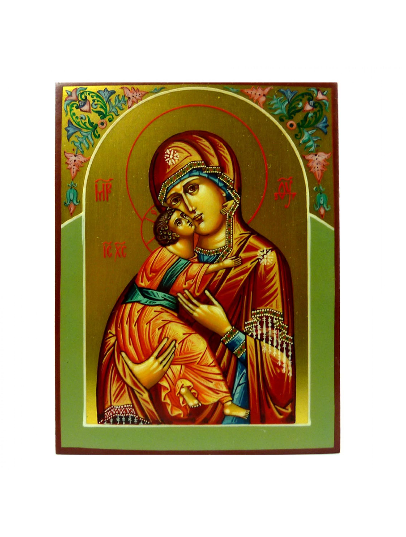 Włodzimierska Ikona Matki Bożej - Oleg Potocki