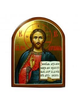 Christ Pantocrator - Oleg Potocki