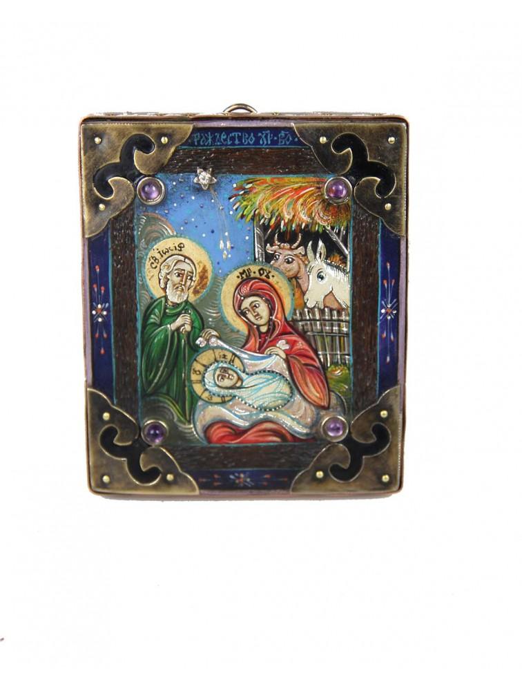 Św. Józef i Maryja