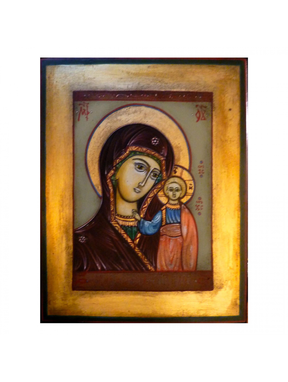 Kazańska Ikona Matki Bożej