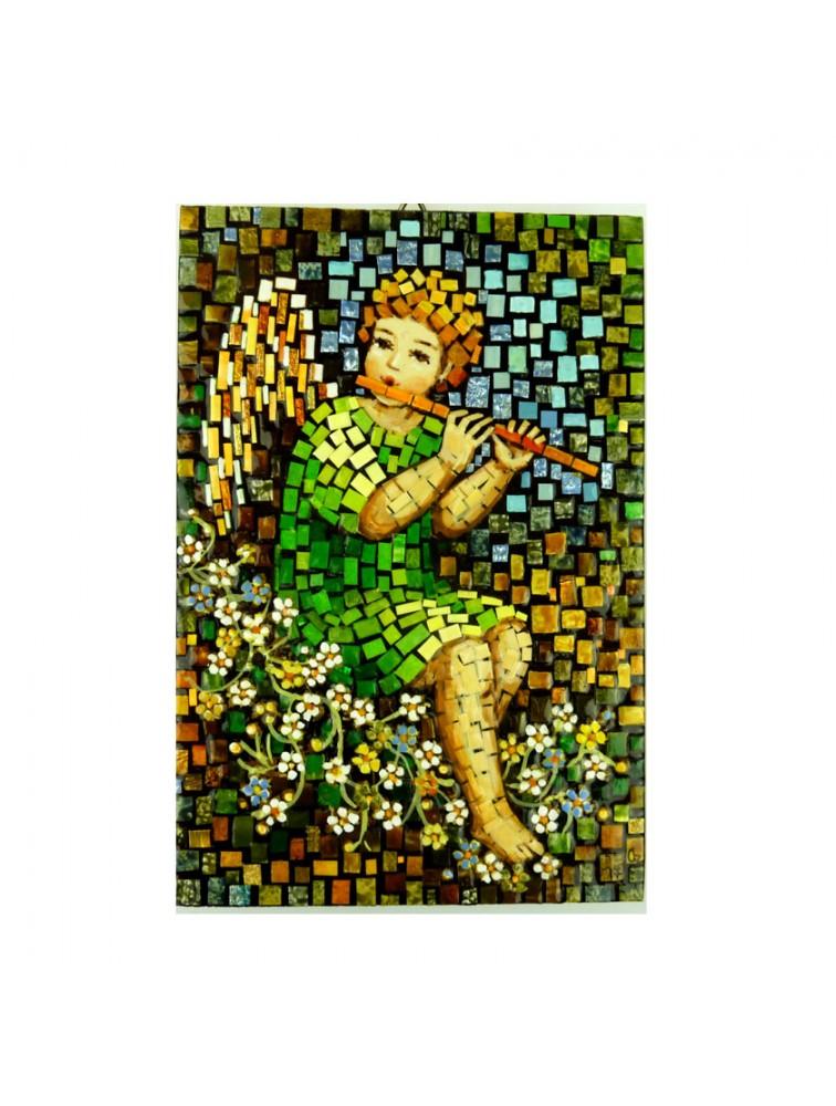 Aniołek  w fletem