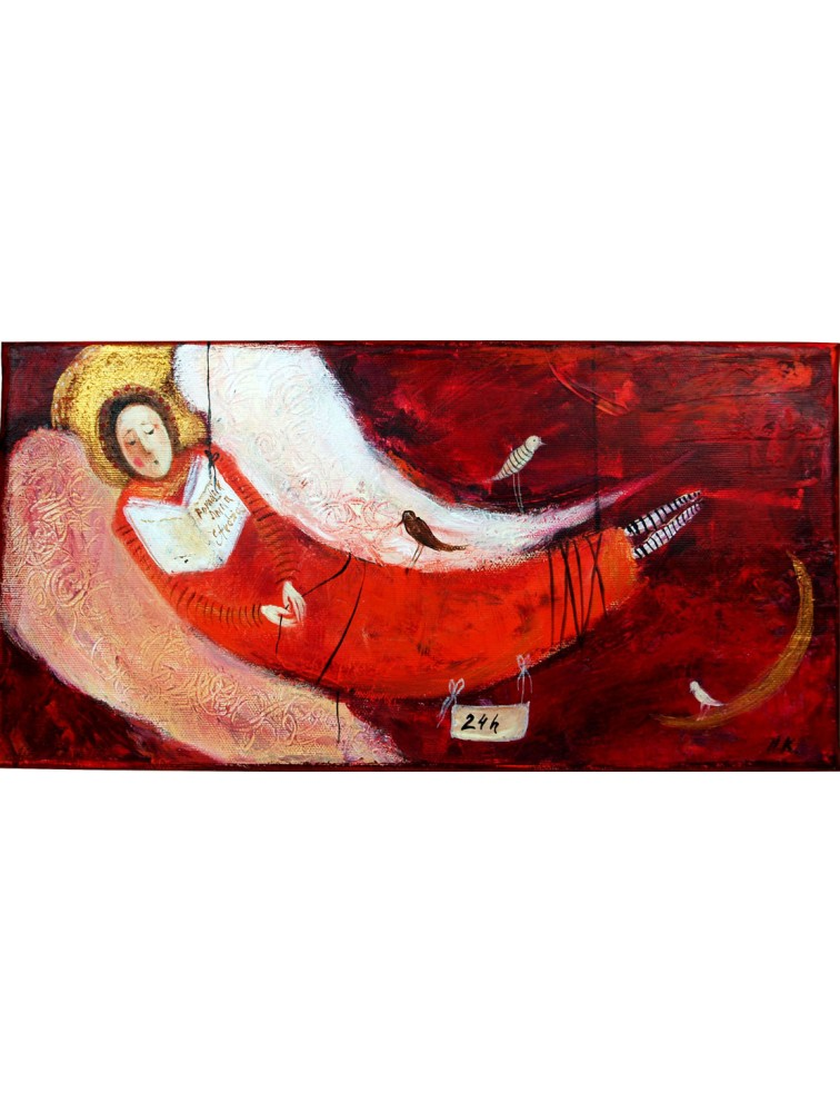"""Hanna Kotewicz - """"Anioł Stóż"""""""
