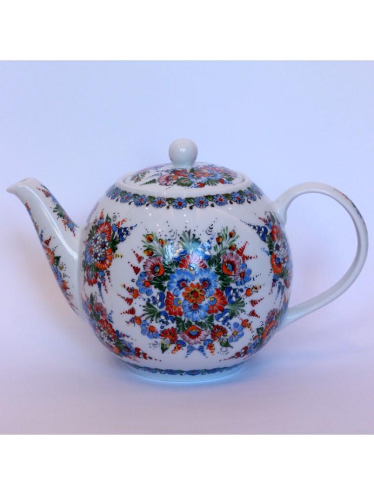 Czajnik - porcelana opolska