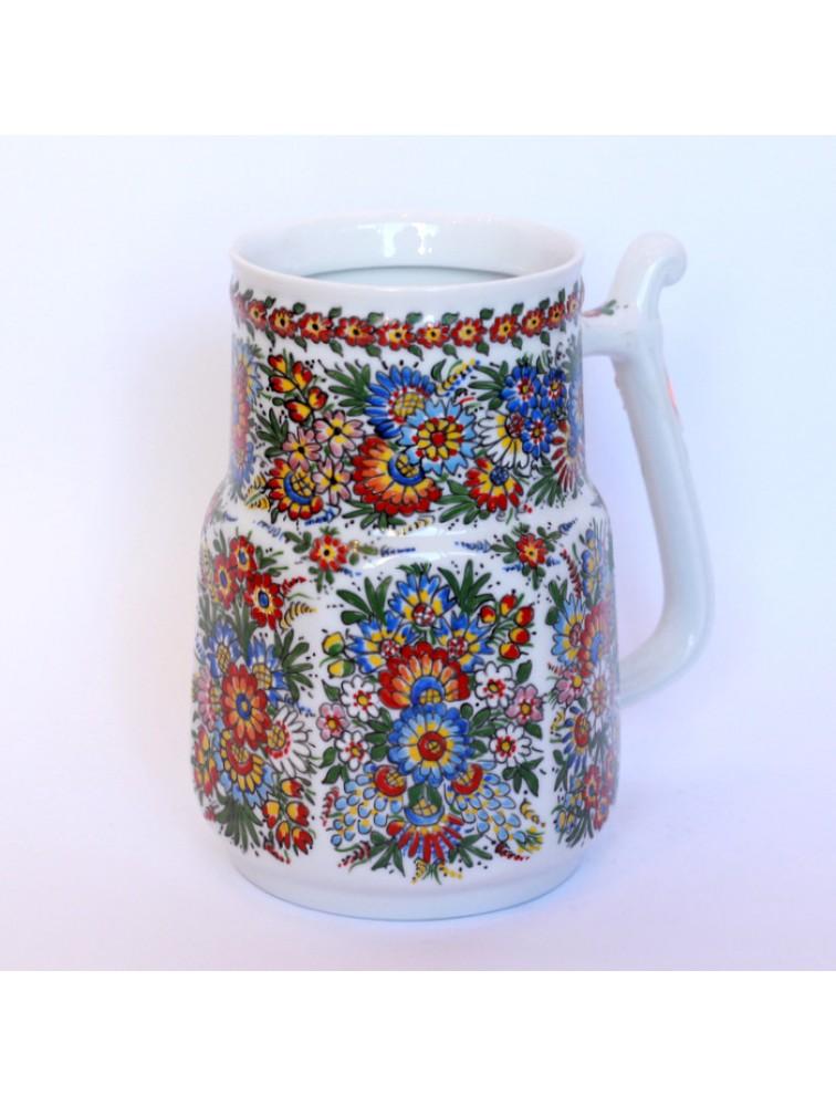 Kufel- opolska porcelana