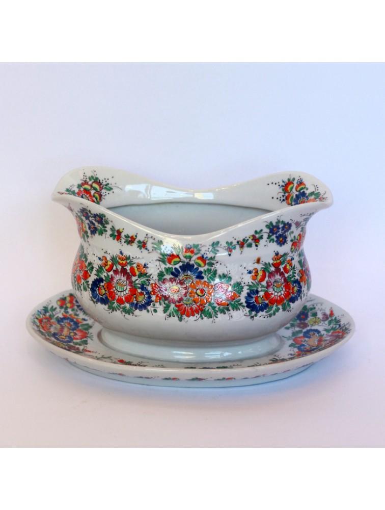 Sosjerka- porcelana opolska
