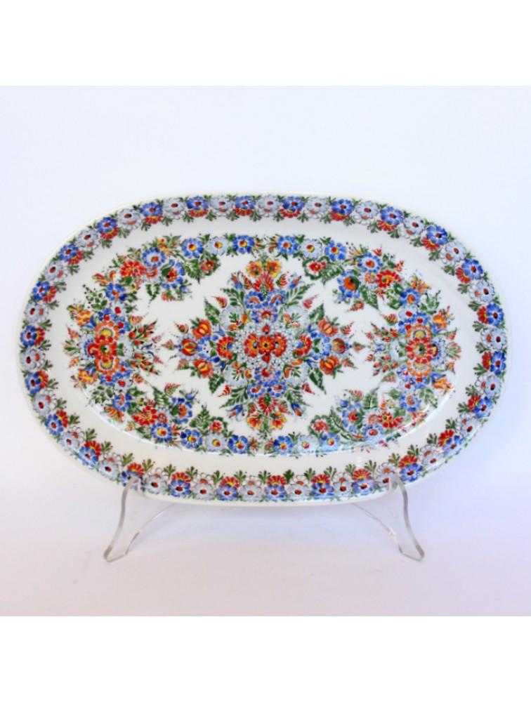 Półmisek- porcelana opolska