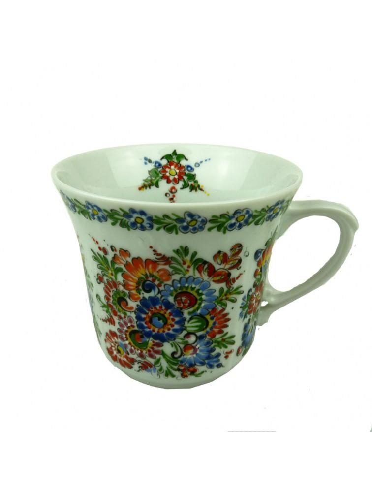 Porcelanowy do herbaty