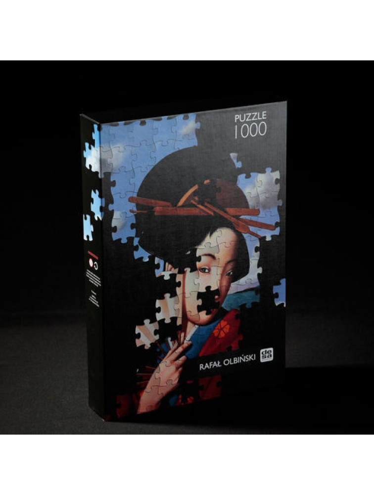 """Puzzle """"Madame Buttefly"""""""