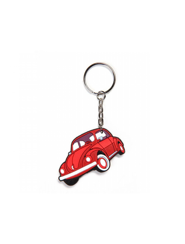 Brelok gumowy- VW Garbus