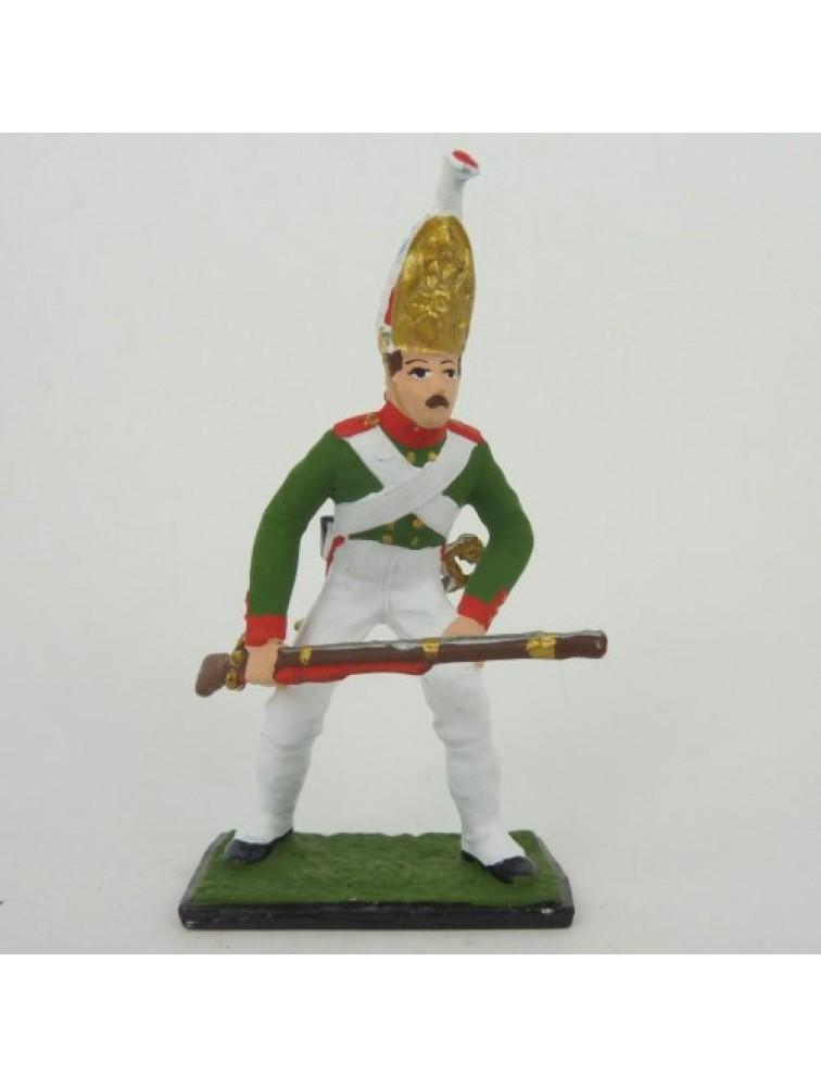 Ołowiana figurka żołnierza